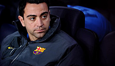 Xavi says hopes to coach Barcelona in...