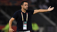 Xavi fined by Qatar FA for virus rules breaches