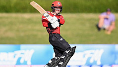 Canterbury's Carter enters record books with six sixes in an over
