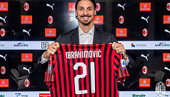 Ibrahimovic looking for last bit of adrenaline at AC Milan