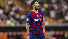 Suarez to undergo another knee surgery, say Barcelona