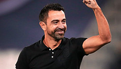 Xavi undecided on offer to coach Barca,...