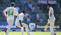 Rabada slammed by Holding, Pietersen...