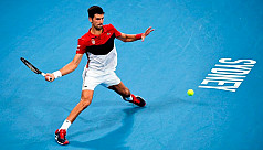 Djokovic sweeps past Nadal in ATP Cup...