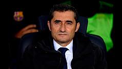 Barcelona sack coach Valverde, appoint Setien