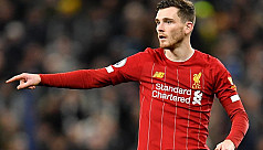 Robertson: Liverpool still not interested in title talk