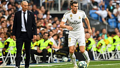 Zidane not considering Bale exit on transfer deadline day