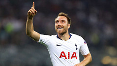 Inter Milan sign Eriksen from...