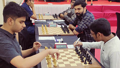 Fahad in five-way lead at 5th International GM Chess