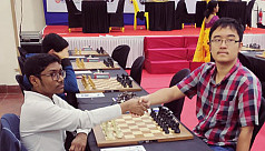 Fahad misses GM norm by half a point