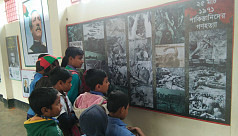 Bangabandhu Gallery inaugurated at his Tungipara school