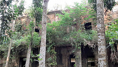 National treasure Subir Nandi's ancestral home in ruins
