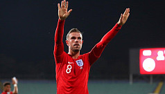 Henderson voted England player of...