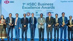 '1st HSBC Business Excellence Awards'...