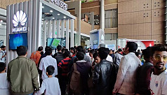 Digital Bangladesh Fair: Crowds flock...