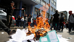 Chilean university admissions tests...