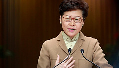 US slaps sanctions on HK leader for 'undermining autonomy'