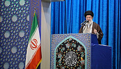 Iran can take fight beyond its borders, Khamenei says in rare sermon