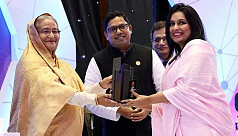Maliha Quadir awarded 'Best ICT Women Entrepreneur'