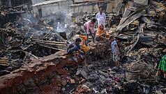 Second fire in Mirpur slum in 5...