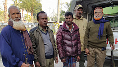 Suspected deer poacher held in Sundarbans