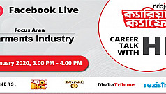 NRBJobs streamed Career Café on Facebook, Youtube
