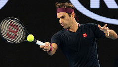 Federer survives huge scare to reach...