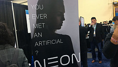 Samsung unveils AI-powered digital avatar
