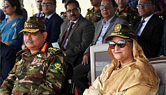 PM witnesses army's winter exercise