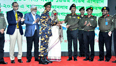 Archer Sana promoted to lance naik