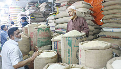 Rice prices go up by Tk5-7 a kg