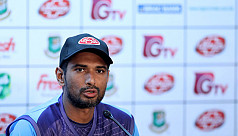 Mahmudullah unlikely for Pakistan ODI