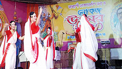 Month-long folk festival begins in Sonargaon