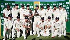 England thump South Africa in fourth Test
