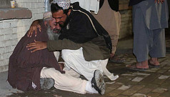 At least 10 dead in Pakistan mosque bombing