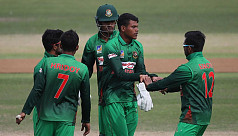 Rakibul takes first hat-trick in 2020 U-19 WC