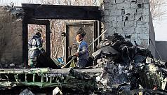 Ukraine passenger jet crashes in Iran...