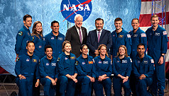 Nasa hosts first public astronaut graduation ceremony