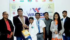 Bangladesh clinch Int'l Karate