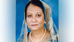 Awami League MP Ismat Ara Sadique passes...