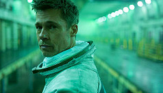 Ad Astra:  Brad Pitt battles personal demons in space