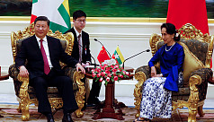 Xi's Myanmar Visit: Economic interests...
