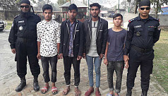 Gang rape of teenager: 4 arrested in Gazipur