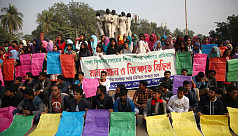 DU student rape: Students demand capital...