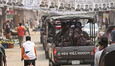 City polls: BGB starts patrolling Dhaka