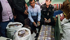 Around Tk20cr recovered from 5 safes at ex-Awami League leaders Enamul, Rupon's house