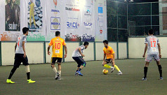 Bando Design continue winning run in BGMEA Cup