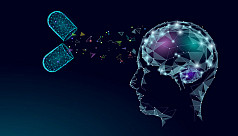 AI-created drug to enter human trials...