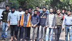 5 Ansar-al-Islam members held in Dhaka