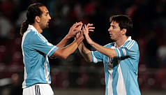 Messi's former national team-mate joins...
